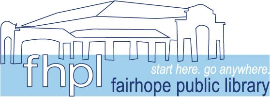 Fairhope Public Library logo